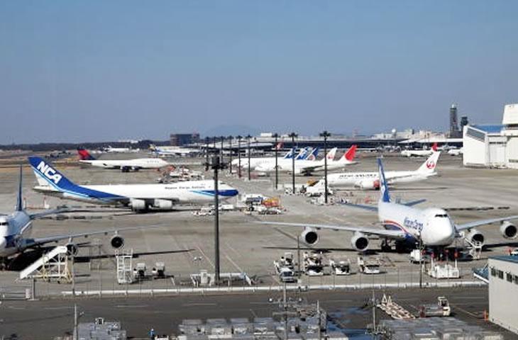 ②成田国際空港
